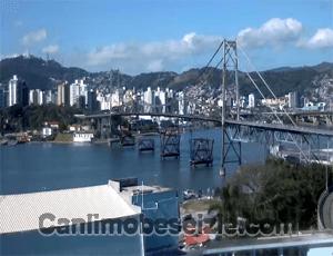 Ponte Hercilio Luz canli izle