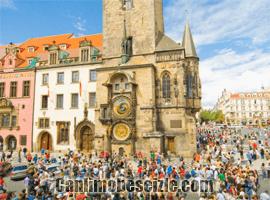 Prag Astronomik Saat Kulesi canli izle