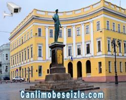 Odessa Primorsky Bulvarı canli izle