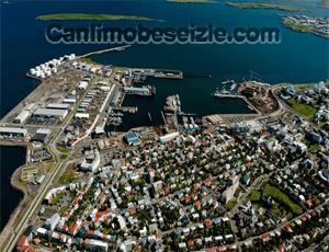 İzlanda Reykjavik canli izle