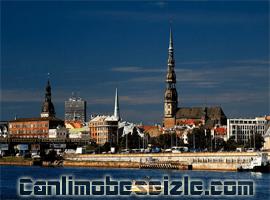 Riga Panorama canli mobese izle