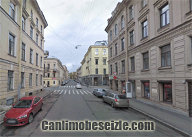 Saint Petersburg canli mobese izle