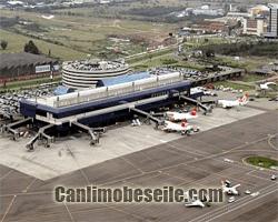 Salgado Filho Havaalanı canli izle