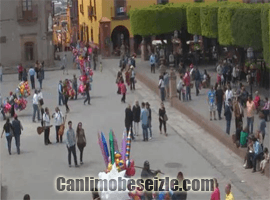 Meksika San Miguel de Allende canli izle
