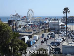 Santa Monica canli izle