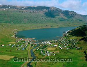 İzlanda Seydisfjordur canli izle