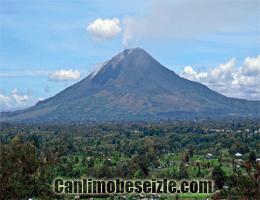 Sinabung Yanardağı canli izle
