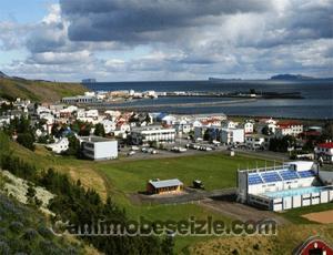 İzlanda Skagafjordur canli izle