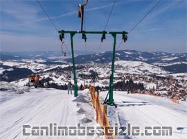 Ski Ochodzita Kayak Merkezi canli izle