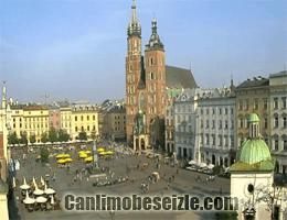 Stare Miasto Krakow canli izle