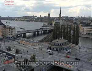 Stockholm Slussen canli izle
