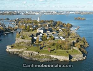 Suomenlinna cam live izle