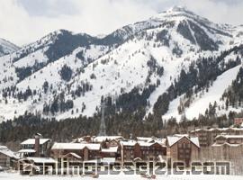 Teton Village Wyoming canli izle