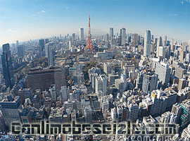 Tokyo Tower canli mobese izle