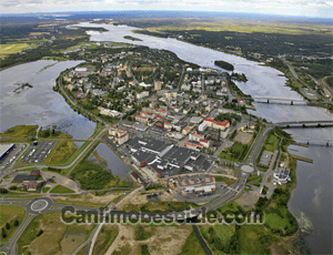 Finlandiya Tornio canli izle