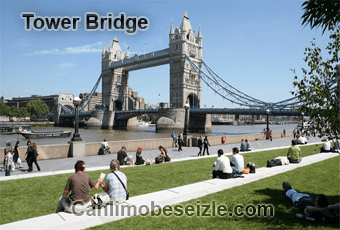 Tower Bridge canli mobese izle