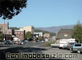 Truckee California canli izle