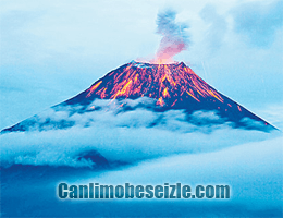 Tungurahua Yanardağı canli izle