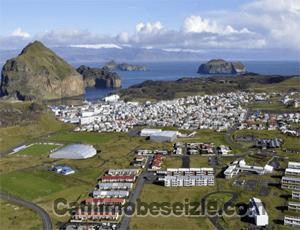 İzlanda Vestmannaeyjar canli izle