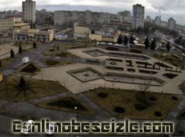 Vladikavkaz Çeşme Meydanı canli izle