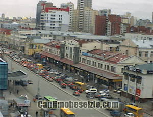 Yekaterinburg 8 Mart Meydanı canli izle