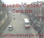 Konya Alaaddin Caddesi Mobese Canli izle