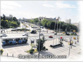 Ankara Akay Kavşağı canli izle
