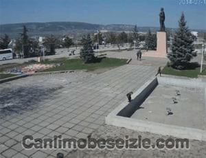 Bahçesaray Lenin Meydanı canli izle