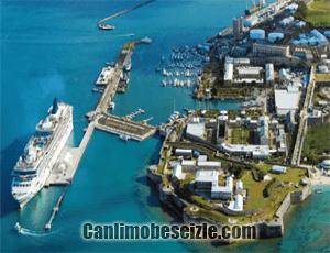 Bermuda Adası canli mobese izle