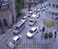 Bursa İnönü Caddesi canli izle