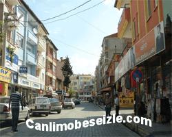 Dinar Cumhuriyet Caddesi canli izle