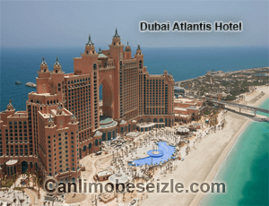 Dubai Atlantis Hotel Canli izle
