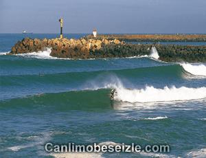 Fransa Anglet Surf canli izle