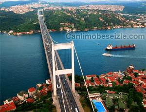 Fatih Sultan Mehmet Köprüsü canli izle