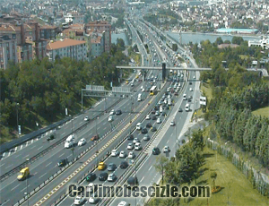 Haliç Köprüsü Canli Mobese izle