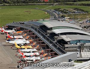 Hamburg Airport live webcam izle