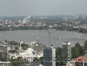 Hamburg Gökdelen Manzara canli izle