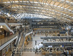 Hamburg Havalimanı canli izle
