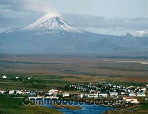 İzlanda Hekla Yanardağı canli izle