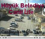 Hüyük Belediyesi Mobese Canli izle