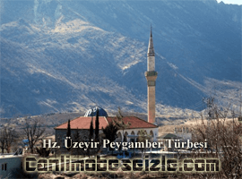Üzeyir Peygamber Türbesi canli izle