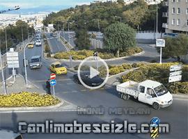 İnönü Meydanı İzmir canli izle