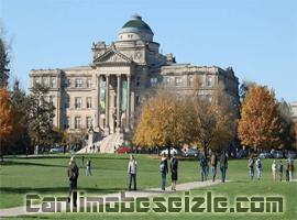 Iowa State University canli izle