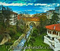 Bursa ırgandı Köprüsu canli izle
