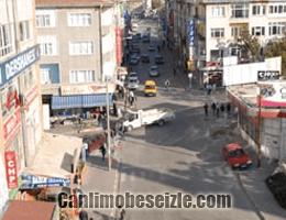 İsmet Paşa Caddesi Canli mobese izle