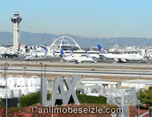 Los Angeles International Airport live webcam canli