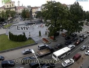 Ukrayna Lviv mobese canli izle
