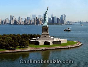 Özgürlük Heykeli canli izle