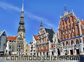 Riga Old Town canli izle