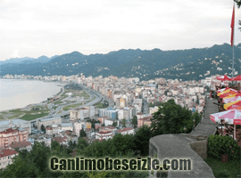 Rize Kale Canli izle mobese